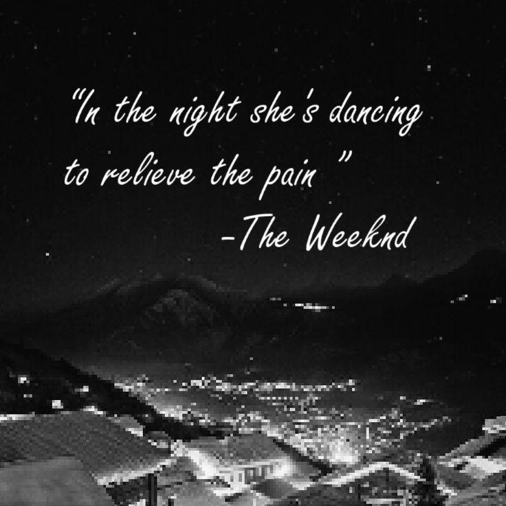 In the night - The weeknd lyrics