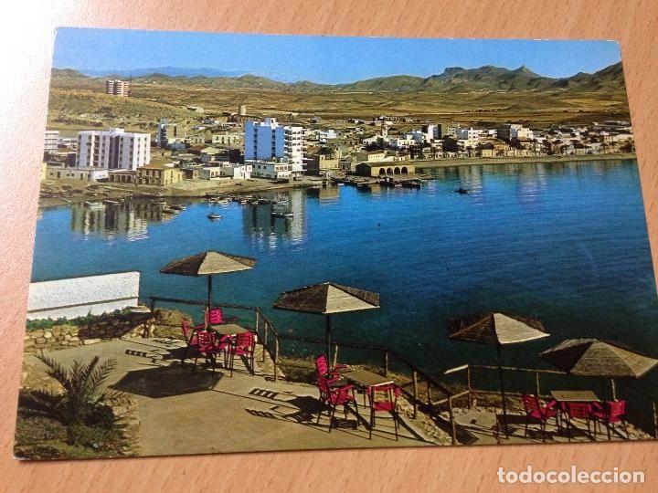 Antigua Postal Puerto De Mazarron Murcia Foto Garcia Fotos Murcia Fotografía Antigua