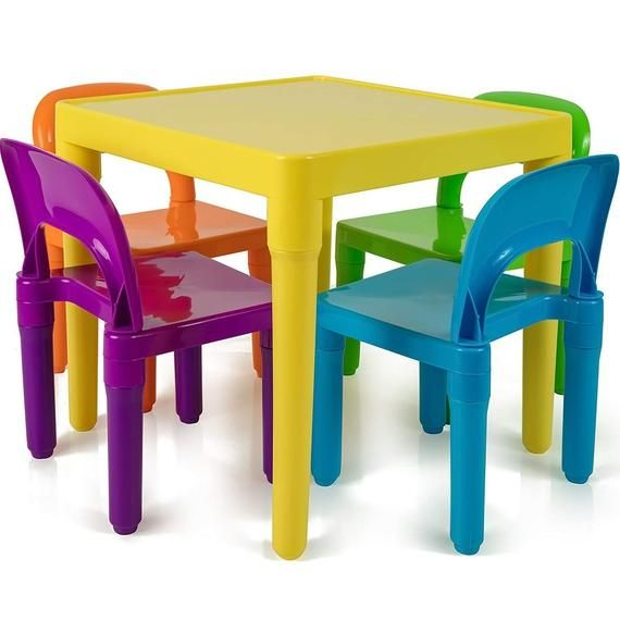 Den Haven Chair Kids Table Set Kids Table And Chairs Toddler Table Kids Activity Table