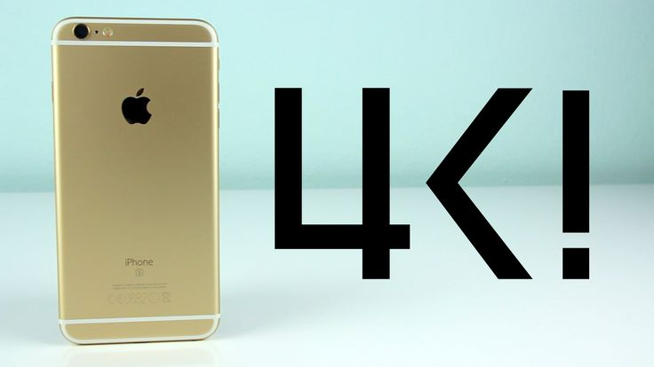 awesome Apple iPhone 6S Plus | 4K Kameratest Check more at http://gadgetsnetworks.com/apple-iphone-6s-plus-4k-kameratest/