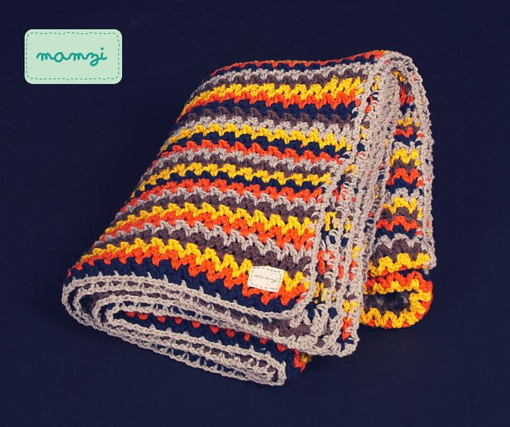 crochet blanket 100% cotton available at http://mamzi.bigcartel.com/