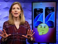 Samsung Galaxy S7 to be unveiled same day as LG G5 (CNET Update show notes) Get ready for a busy month in mobile news. The next big phones from Samsung and LG will be shown off February 21. Also, Samsung's Android Internet browser now blocks ads, and Google may be testing 5G speeds with drones.