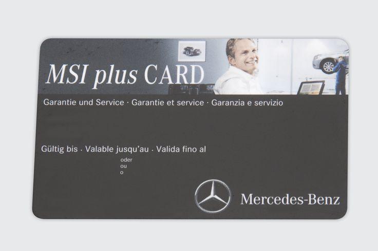Club Card for Mercedes Benz