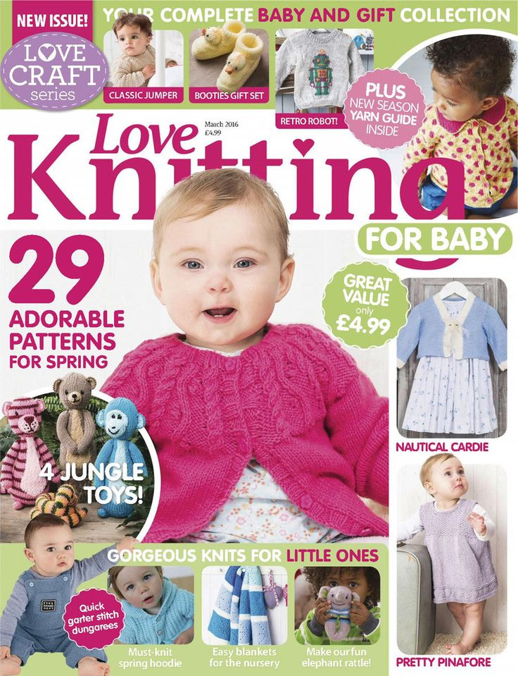 Knitting Toys Magazine : Best images about children s knitting patterns on
