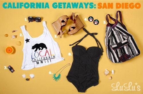 California Getaways: San Diego