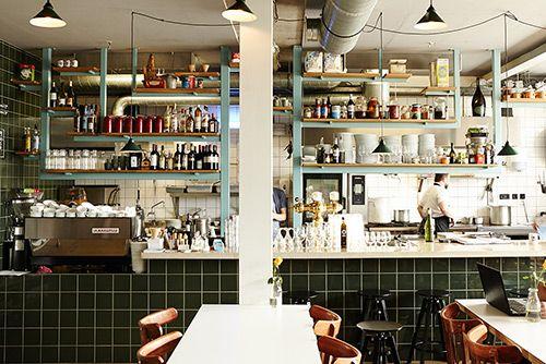 Restaurant De Klub Lekker lunchen in Utrecht
