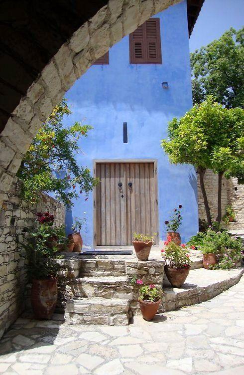 Lefkara village, Larnaca District, Cyprus