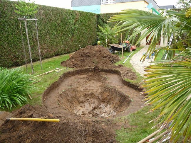 bassin de jardin 72