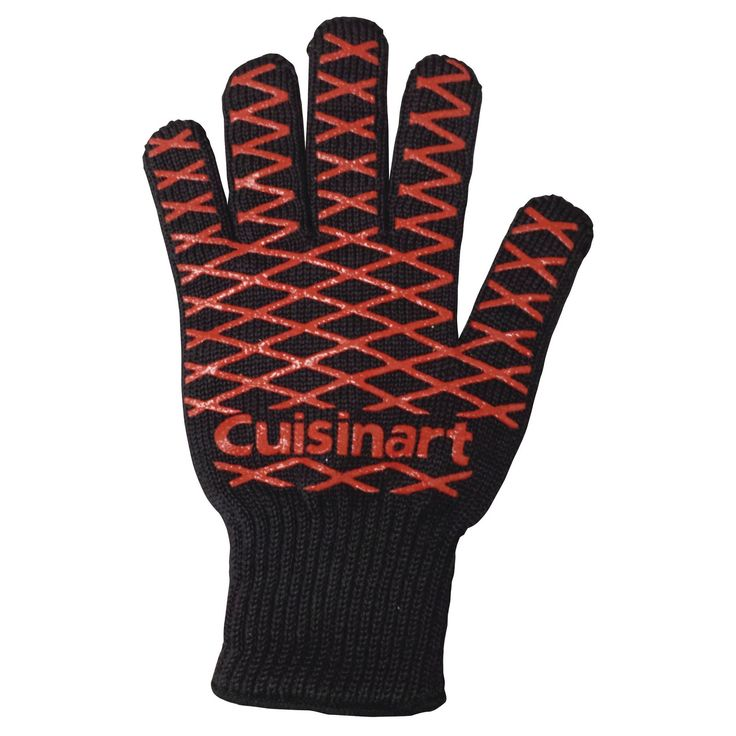 Cuisinart Grill Gauntlet Glove, Black