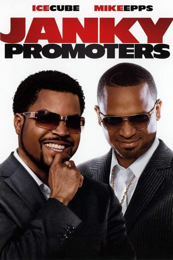 The Janky Promoters 2009 (Movie) Mike epps, Young