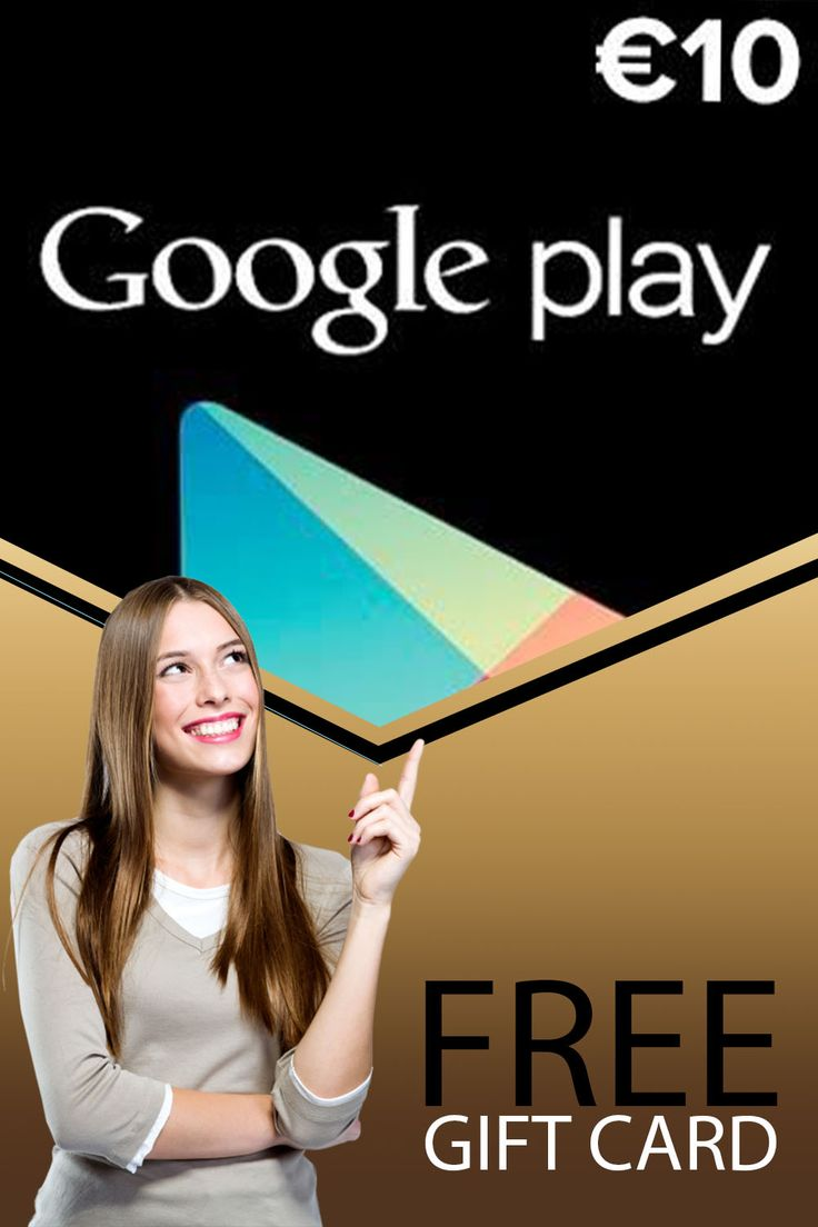 Codes for free of google play gift card google play gift