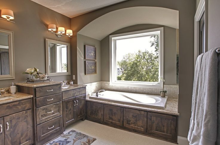 32 Best Images About Bathroom Design High End On Pinterest Lowes Dark Wood Cabinets And