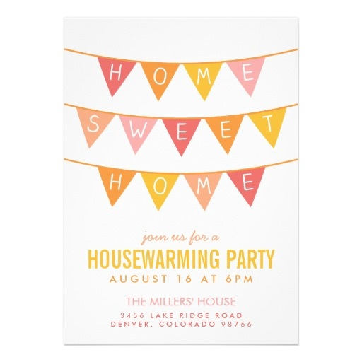 The 25 best housewarming invitation cards ideas on for Things to do at a housewarming party