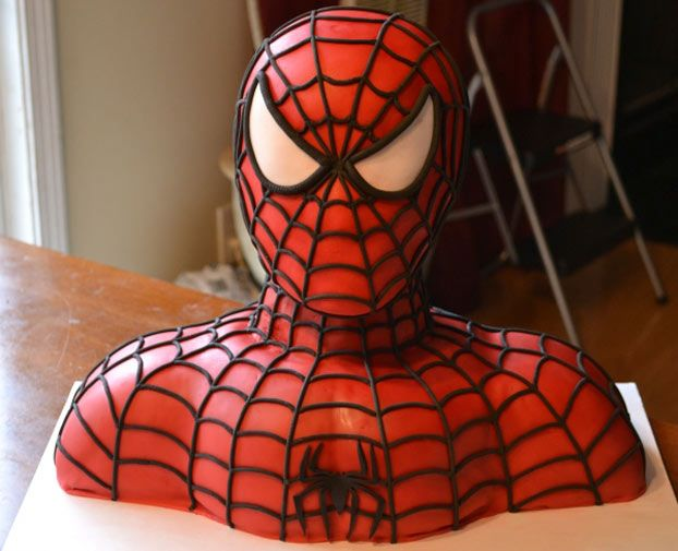 Google Images Spiderman Cake : how to make a spiderman cake - Google Search Cakes ...