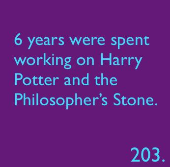 Harry Potter Facts - harry-potter Photo