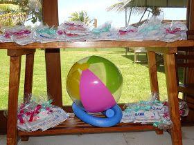 Bau da Maricota: Pool Party