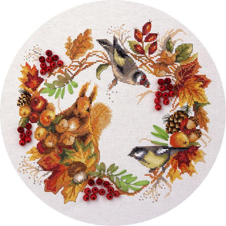 Вышивание / Вышивка нитками / Goblenset (Румыния