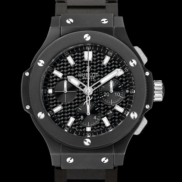 la cote des montres prix du neuf et tarif de la montre hublot big bang 44mm c ramique. Black Bedroom Furniture Sets. Home Design Ideas