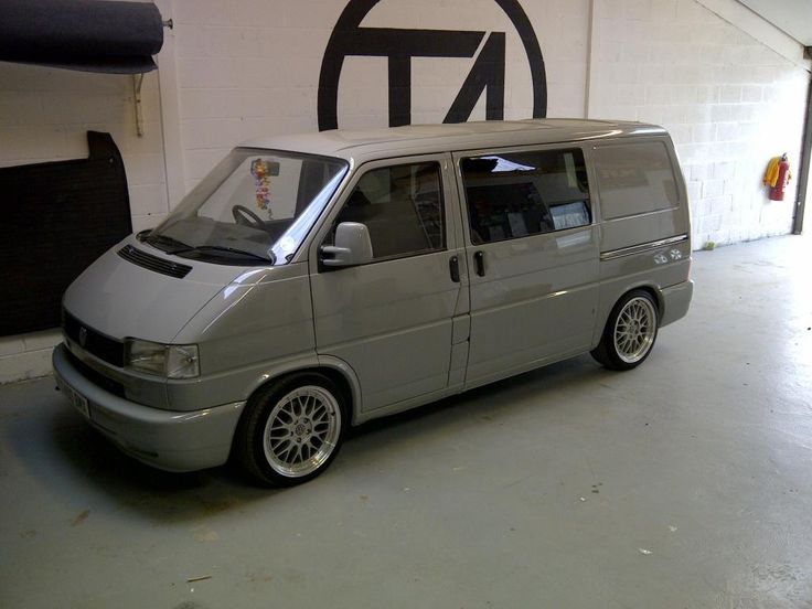 Battleship grey - VW T4 - VW T4 Forum