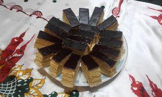 Retete cu margareta cismasiu: Prajitura cu foi si crema caramel