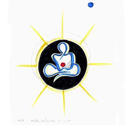 Un nuevo proceso por comenzar. Envuelta y protegida de las opacidades del mundo, renacida en el plano físico de la experimentación. #mandala #meditacion #busqueda