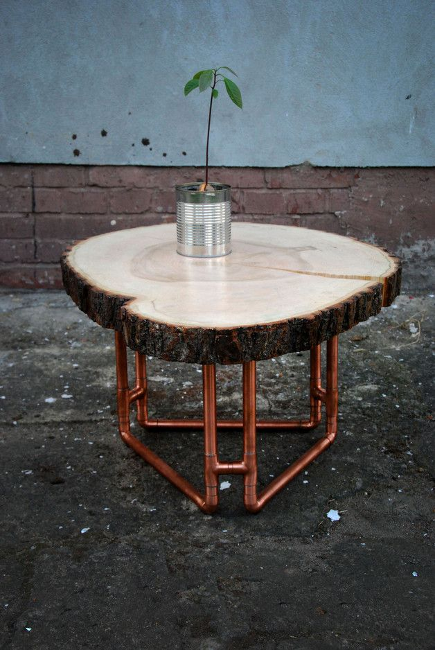 Side Tables – Coffee table – a unique product by dobredrewno on DaWanda