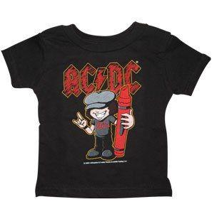 $15 AC/DC Rock Star T-shirt
