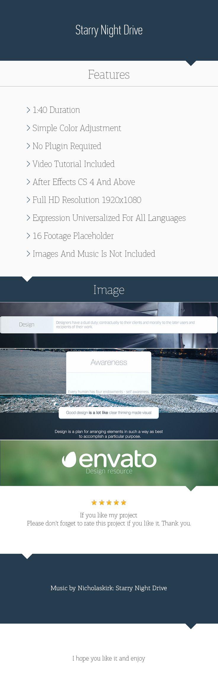 Fantastisch After Effects Hintergrund Vorlagen Fotos - Beispiel ...