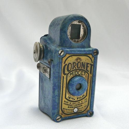 Sexy coronet midget camera the