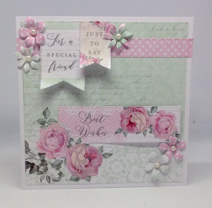 Created using Shabby Chic Collection, made by Julie Hickey www.craftworkcards.com