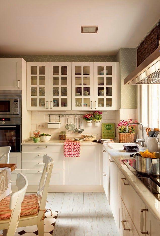 CEPAYNASI: mutfağına bayıldığım ev.......