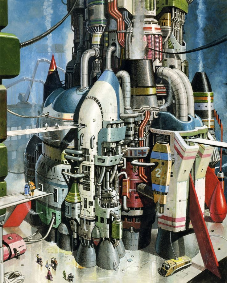 Digitalrevolution Blog Retro Sci Fi: 17 Best Images About Space Becomes Us On Pinterest