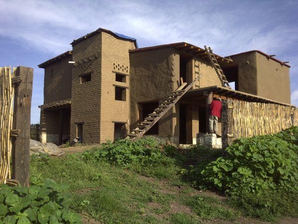 Дом в Оахака, Мексика