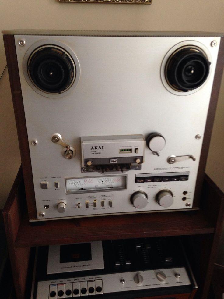 Akai GX-620 reel to reel deck