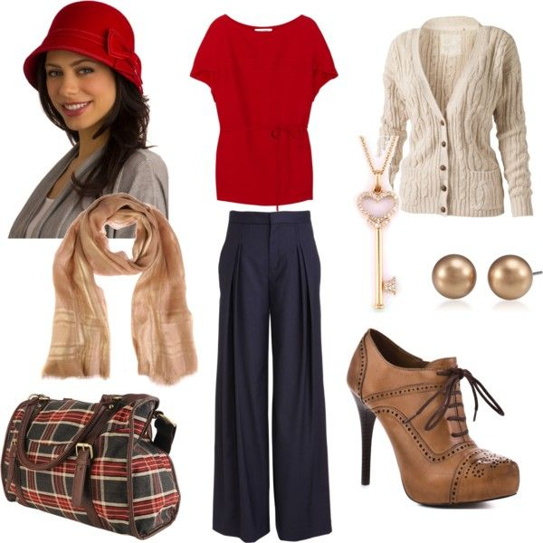 Cute Vintage Inspired Outfitwith The Cloche I LOVE