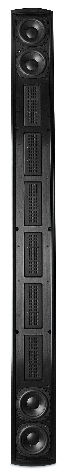 BG Radia LA-550 In-Wall Speaker System | Sound & Vision