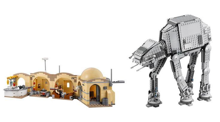 Descuento de 10 euros en juguetes LEGO Star Wars en Amazon España