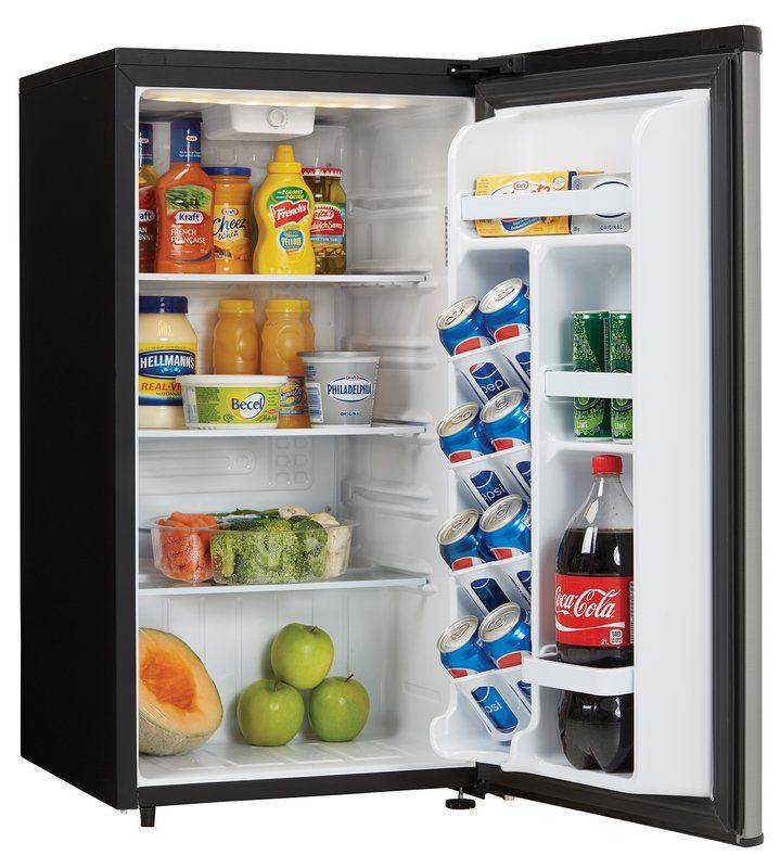 Classic 3 3 Cu Ft Freestanding Mini Fridge All Refrigerator