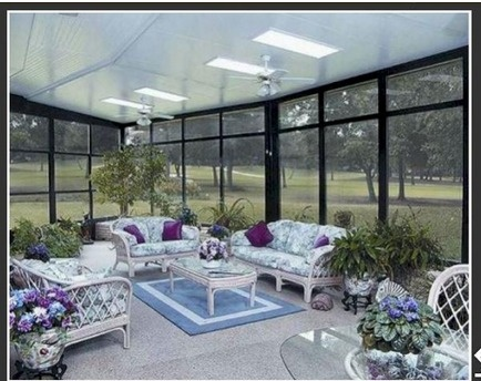 1000 images about patio sunroom enclosures and screen for Backyard sunroom