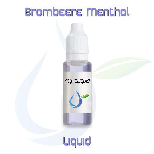 Brombeere Menthol Liquid | My-eLiquid E-Zigaretten Shop | München Sendling