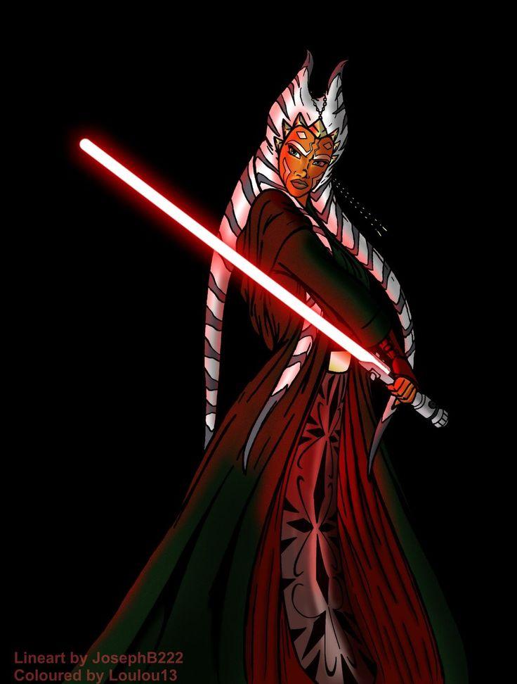 128 best Jedi Ashoka Tano images on Pinterest | Star wars rebels ...