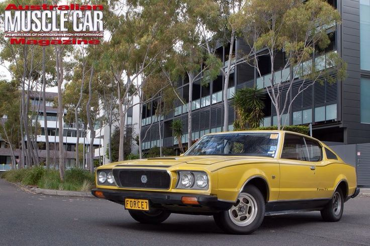 Leyland Force 7  (Via Australian Muscle car Mag)