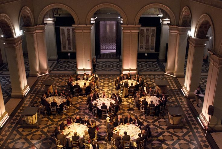 Gala Dinner, Museum of Fine Arts, Budapest