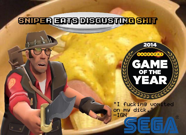 SEGA's new Sniper Game! #games #teamfortress2 #steam #tf2 #SteamNewRelease #gaming #Valve