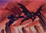 "#9: Batman and Superman Animated Series ""World's Finest"" Matted Ltd. DC Comics"