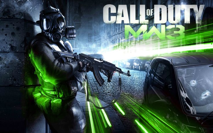 Call Of Duty Modern Warfare 3 Screen HD Wallpaper