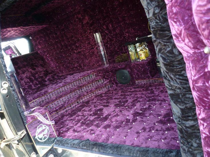 Chevy Van 2.0 interior | Van interiors | Custom vans ...