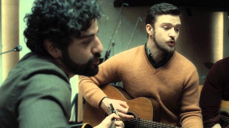 "Best Original Song ""Please Mr. Kennedy,"" Oscar Isaac, Justin Timberlake and Adam Driver (Inside Llewyn Davis)"