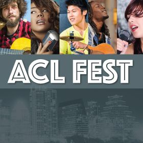 ACL Fest 2016 - Lineup
