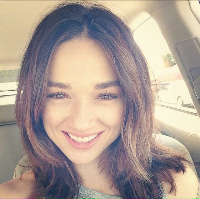 50 Best Images About Crystal Reed On Pinterest